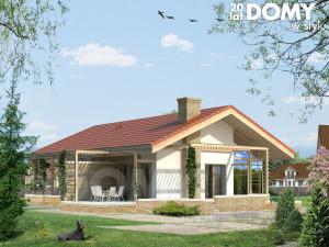 Projekt domu parterowego dla rodziny